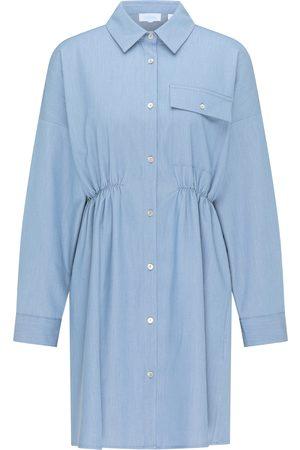 usha BLUE LABEL Vestido camisero