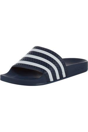 ADIDAS ORIGINALS Hombre Sandalias - Zapatos abiertos 'Adilette