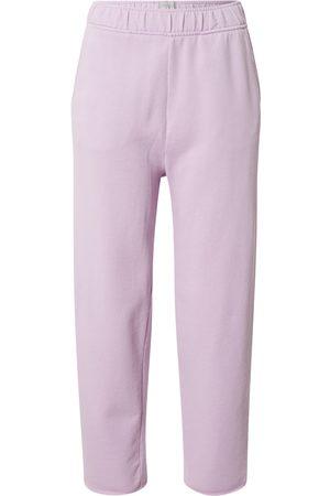 GAP Pantalón lila pastel
