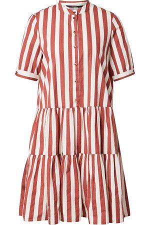 Vero Moda Vestido camisero 'Delta' rojizo /