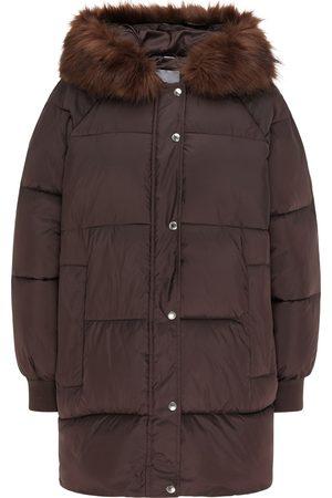 myMo Abrigo de invierno oscuro