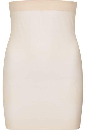MAGIC Bodyfashion Vestido de corpiño crema