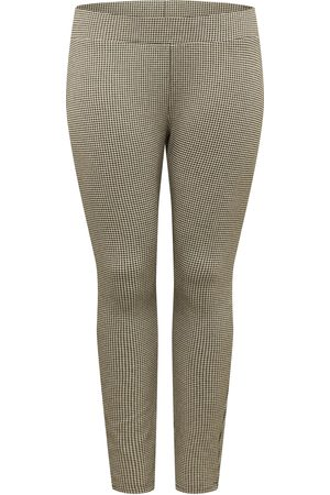 Urban Classics Curvy Leggings 'Vichy' claro /