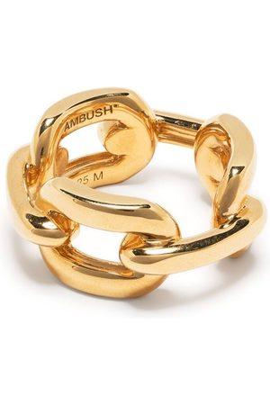 AMBUSH Hombre Anillos - Chain 2 ring