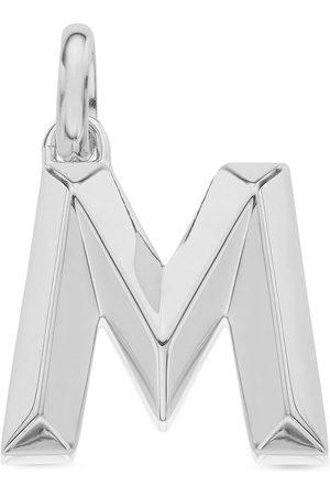 Monica Vinader Charm con colgante de M
