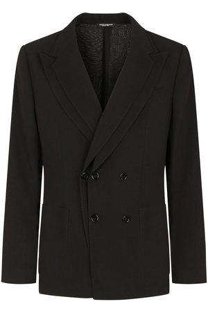Dolce & Gabbana Blazer con doble solapa