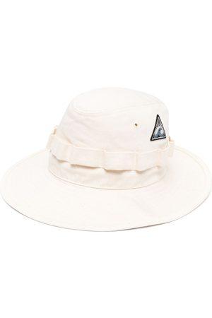 Jil Sander Hombre Sombreros - Sombrero de verano con parche del logo