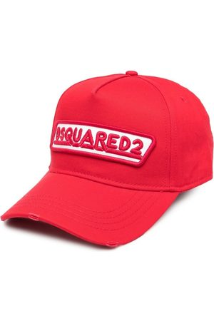 Dsquared2 Embroidered-design six-panel cap