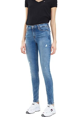 Tommy Hilfiger Vaqueros Mid Rise Skinny Nora mujer