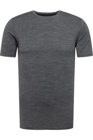 Icebreaker Camiseta térmica 'Anatomica' oscuro
