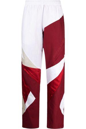 Reebok Chándals - Pantalones de chándal con diseño colour block