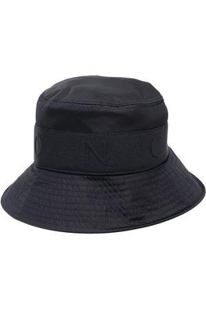 Moncler Sombrero de pescador con ribete del logo