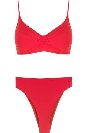 Brigitte Mujer Bikinis - Bikini con diseño triangular