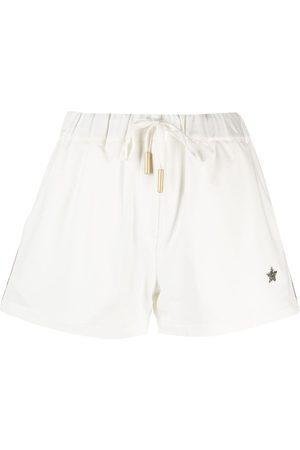LORENA ANTONIAZZI Pantalones cortos de deporte con detalle de estrella