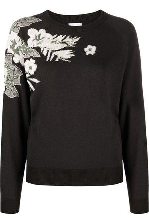 Barrie Jersey con detalle floral