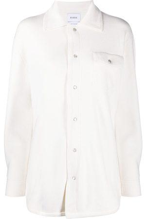 Barrie Mujer Camisas - Camisa con bolsillo en el pecho