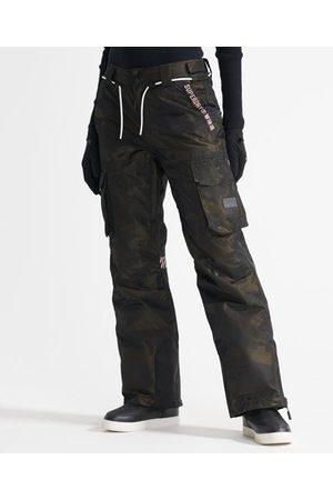 Superdry Mujer Pantalones - Sport Pantalones cargo Freestyle