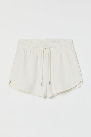 H&M Mujer Pantalones cortos - Pantalón corto en sudadera