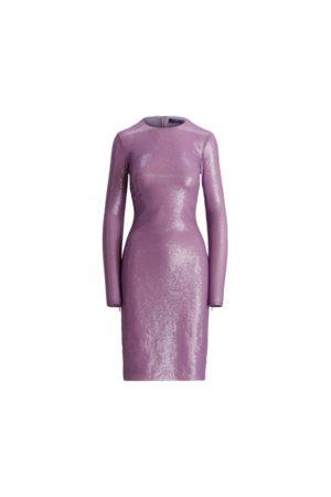 Ralph Lauren Collection Mujer Cóctel - Vestido de cóctel con adornos Alexandrea