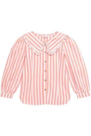 MORLEY Camisa Narcis de algodón de rayas