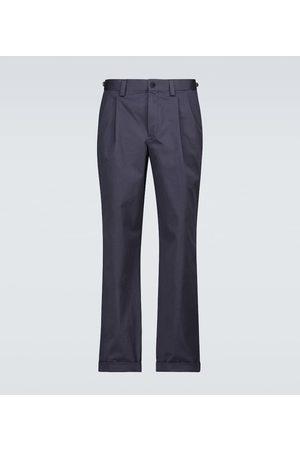 CARUSO Pantalón sartorial de trabajo