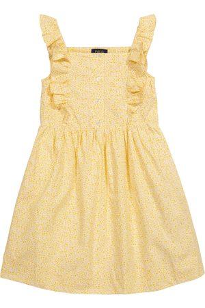 Ralph Lauren Vestido de algodón floral