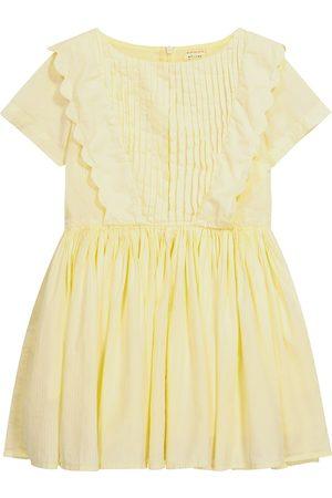 MORLEY Vestido Nico de algodón a rayas
