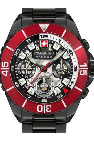 CHRONO Reloj analógico Swiss Military 05-5342.13.007SET, Automatic, 44mm, 10ATM para hombre