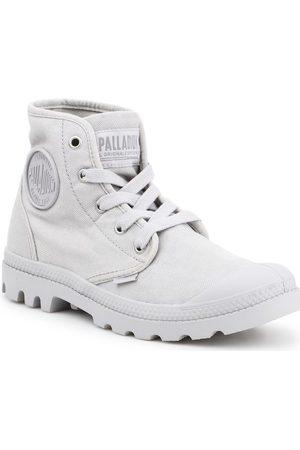 Palladium Zapatillas altas Pampa HI para mujer