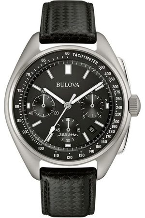 BULOVA Reloj analógico 96B251, Quartz, 45mm, 5ATM para hombre