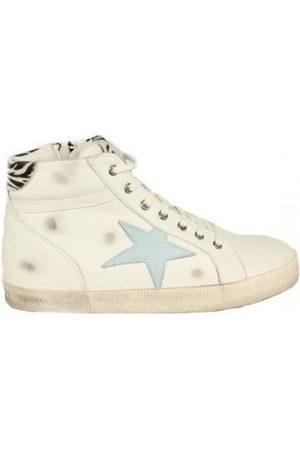 Top3 Zapatillas altas BOTIN STAR COMBINADO DE para mujer