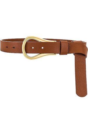 B-Low The Belt Cinturón ryder en color cognac talla L en - Cognac. Talla L (también en S, XS, M).