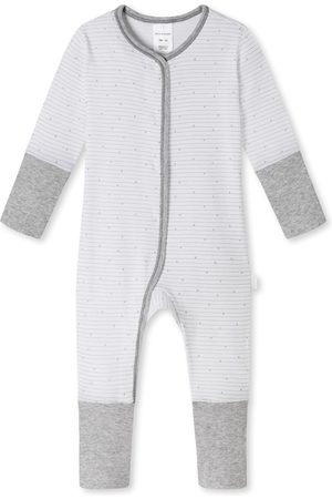 Schiesser Pijama entero/body 'Basic Kids ' moteado