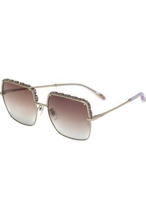 Chopard Mujer Gafas de sol - SCHF12S 0594 Shiny Light Gold
