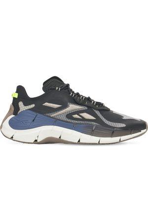 "Reebok | Hombre Sneakers ""zig Kinetica Ii Sur"" /gris 10.5"