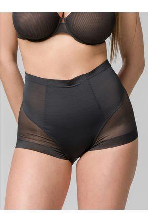 Luna Reductores y moldeadores Slip amincissant mesh extra-fin taille haute 26 cm Sculpt para mujer