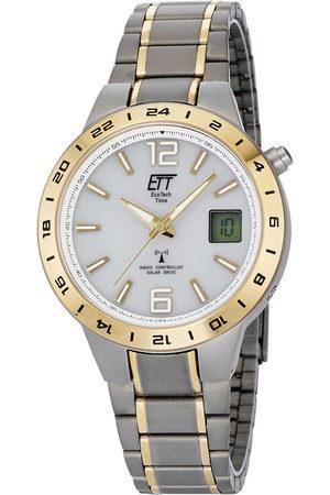 ETT Eco Tech Time Reloj digital EGT-11410-40M, Quartz, 40mm, 5ATM para hombre