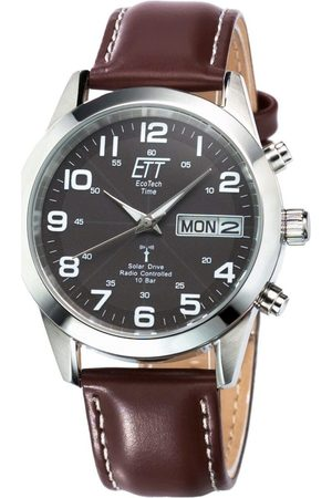 ETT Eco Tech Time Reloj analógico EGS-11251-22L, Quartz, 41mm, 10ATM para hombre