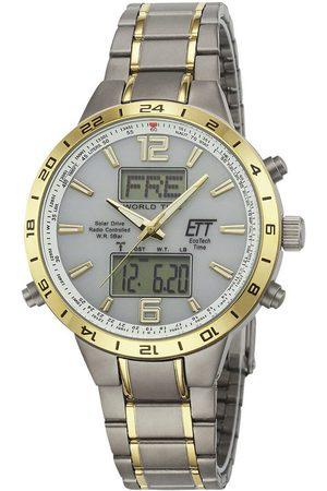 ETT Eco Tech Time Reloj digital EGT-11415-40M, Quartz, 43mm, 5ATM para hombre
