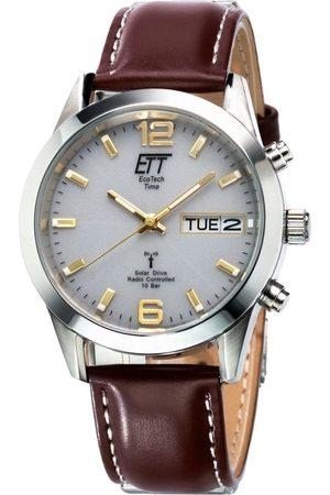 ETT Eco Tech Time Reloj analógico EGS-11248-12L, Quartz, 40mm, 10ATM para hombre