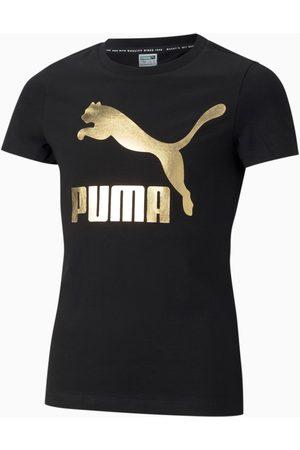 PUMA Camisetas - Camiseta Classics Logo Juvenil, , Talla 104