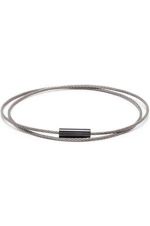 Le Gramme Pulsera con triple cable