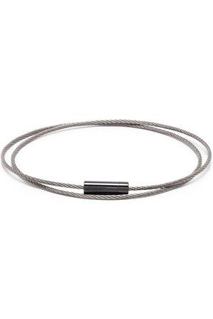 Le Gramme Pulseras - Pulsera con triple cable