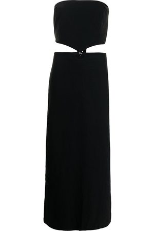 CHRISTOPHER ESBER Strapless loophole dress