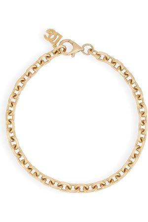 Dolce & Gabbana Collar de cadena con charm del logo