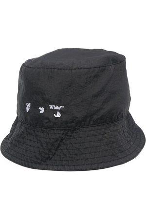 OFF-WHITE Sombrero de pescador con logo