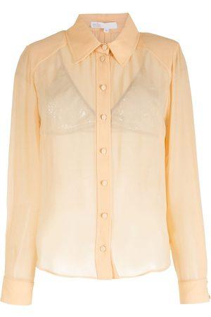 NK Camisa de manga larga