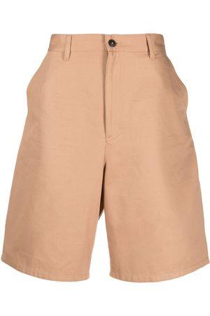 Ami Pantalones vaqueros cortos de talle medio