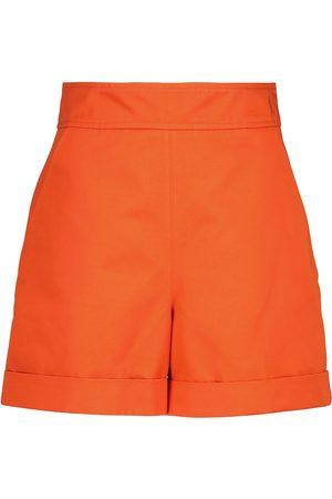 Marni Shorts de algodón y lino