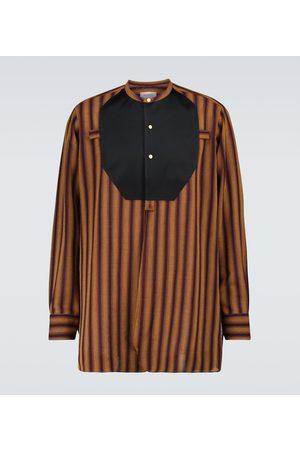 WALES BONNER Camisa Kingston con pechera